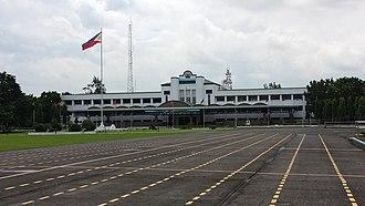 Camp Aguinaldo - Image: 35th National Reservists Week 10