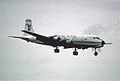 37ah - Atlantic Airlines DC-6A B; G-SIXC@ZRH;22.08.1998 (5887499173).jpg