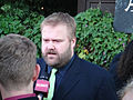 38th Annual Saturn Awards - Robert Kirkman, co-creator of the Walking Dead (14158458405).jpg