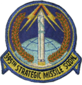 395th Strategic Missile Squadron - Emblem.png