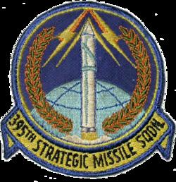 395th Strategic Missile Squadron - Emblem.png