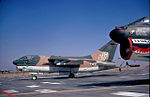 3d Tactical Fighter Squadron A-7Ds On Parkng Ramp.jpg