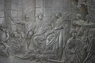 Francesco Mochi Italian sculptor (1580-1654)