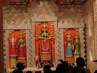 New Alipore - Image: 5429g suruchi pratima
