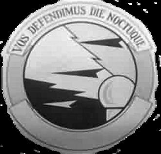 679th Radar Squadron - Emblem of the 679th Radar Squadron