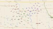 Nd Zip Code Map.Antler North Dakota Wikipedia