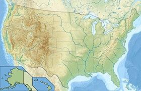 Voir la carte topographique desÉtats-Unis