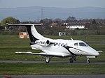 9H-FAM Embraer Phenom 100 Luxwing Ltd (34446172086).jpg