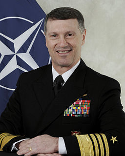 Bruce W. Clingan Officer of the United States Navy