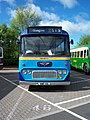 AEC Reliance bus Alexander Y Type VMP 10G Metrocentre rally 2009 pic 2.JPG
