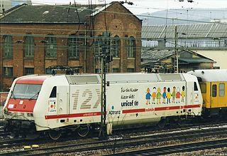 DBAG Class 128 locomotive class