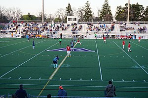 Premier League of America - AFC Ann Arbor in action against San Marino Soccer in a 2015 friendly at Hollway Field