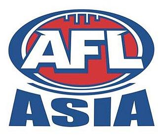 Australian rules football in Asia - Image: AFL Asia