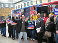 AFL CIO protest of Rite Aid 2009.jpg