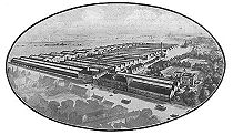 The Graiseley Hill Works in 1922