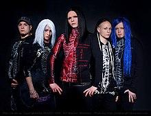 рок метал группы слушать