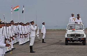 Ramanthali - Naval Academy, Ramanthali