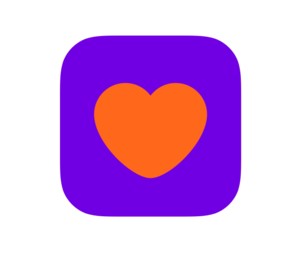 Badoo - Image: APP ICON FOR WIKI Transparent Background