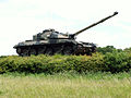 A Chieftain tank at Ancaster, Lincolnshire, England.jpg