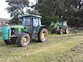 A Pair of John Deere's - geograph.org.uk - 946415.jpg