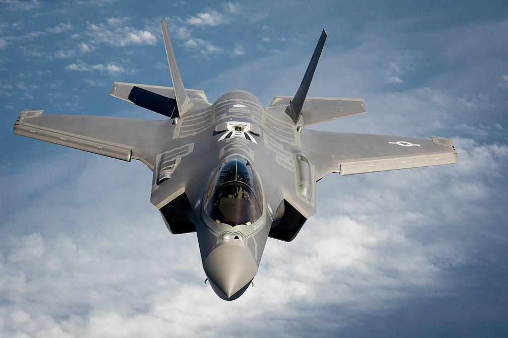 今回のテーマ、F-35。