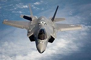 アメリカ空軍のF-35A