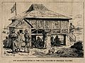 A quarantine house for Egyptian soldiers suffering from the Wellcome V0010637.jpg