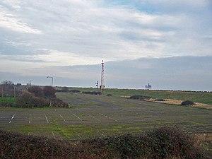 Kent Refinery - Former site in December 2007