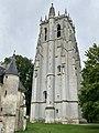 Abbaye Notre-Dame du Bec, tour Saint-Nicolas.jpg