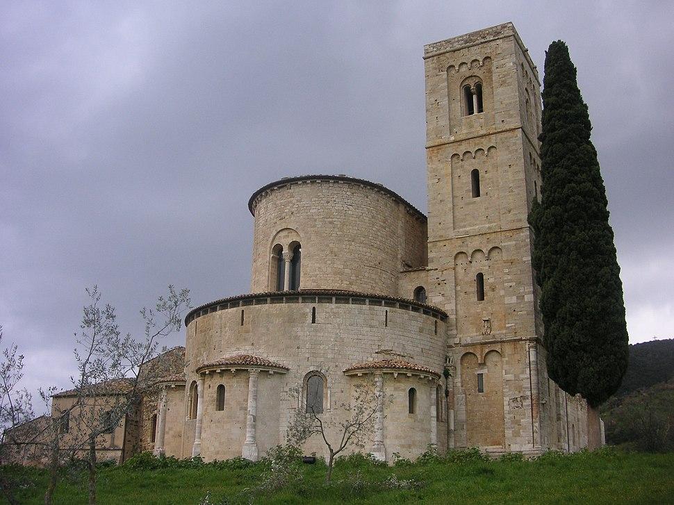 Abbazia di Sant'Antimo J