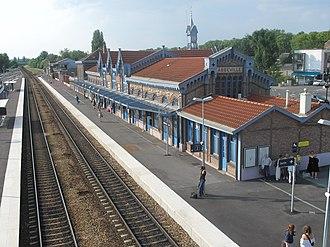 Gare d'Abbeville - Gare d'Abbeville