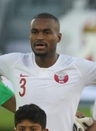 Abdelkarim Hassan - Hassan in 2019