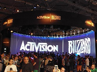 Activision Blizzard - Activision Blizzard at Gamescom 2013, where the company exhibited 2013 titles such as Call of Duty: Ghosts and Skylanders: Swap Force.
