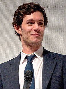 Adam Brody på Toronto International Film Festival 2011.