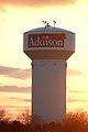 Addison, Illinois Water Tower.JPG