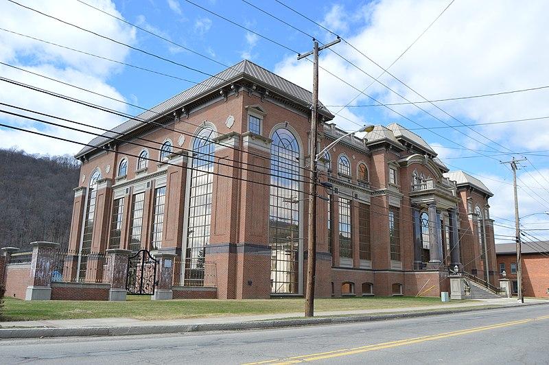 Adelphia would-be headquarters in Coudersport.jpg
