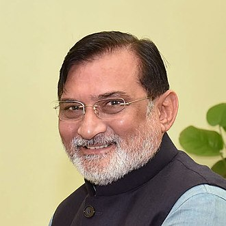 Praful Khoda Patel - Image: Administrator of Dadra and Nagar Haveli and Daman and Diu Praful Khoda Patel