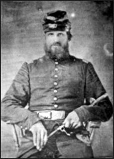 Adoniram J. Warner Union Army general, politician