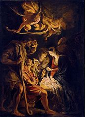 Adoration of the Shepherds (Hermitage)