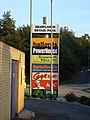 Advertising sign, Shawlands Retail Park - geograph.org.uk - 561216.jpg