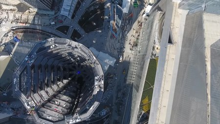 File:Aerial View of The Vessel at Hudson Yards, New York City.webm