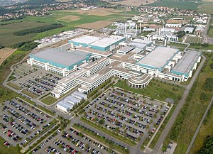 GlobalFoundries - Globalfoundries Fab 1 in Dresden