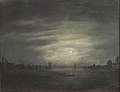 Aert van der Neer - Moonlight - KMS1912 - Statens Museum for Kunst.jpg