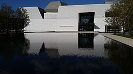 Aga Khan Museum in Toronto - Reflecting Pool.jpg