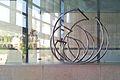 Agam sculpture, Yad-Sarah House, Jerusalem.jpg