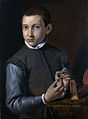 Agostino Carracci, ritratto di Antonio Carracci.jpg