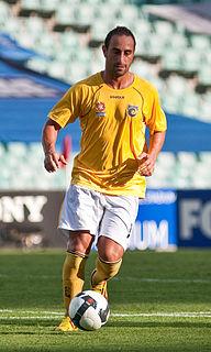 Ahmad Elrich Australian soccer player