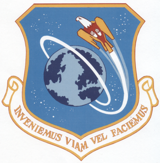 Air Force Satellite Control Facility - Air Force Satellite Control Facility emblem