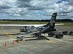 Air New Zealand Link ATR 72 ZK-MCO at PMR (32431542830).jpg