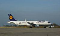 D-AIZX - A320 - Lufthansa